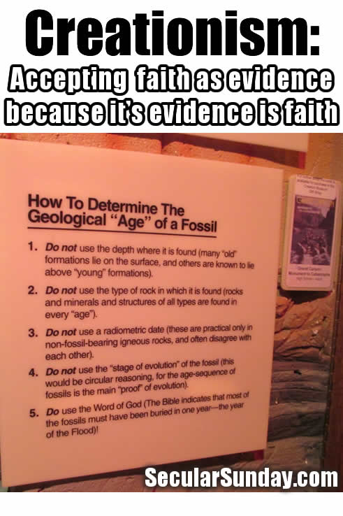 creationism-faith-as-evidence