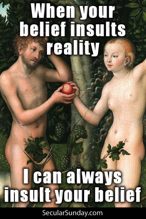 Adam-and-Eve-belief
