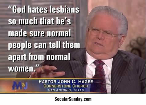 hagee-lesbians