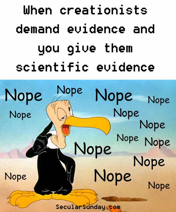 creationists-evidence