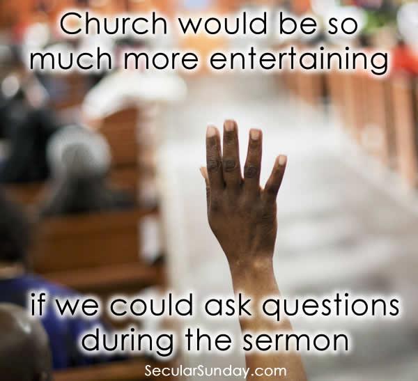 sermon-questions