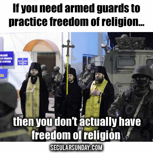armed-churches