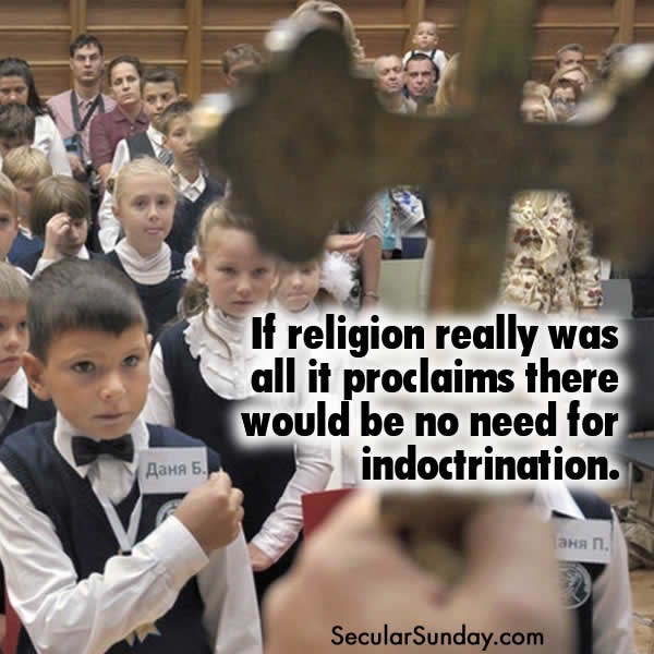 indoctrination-by-religion